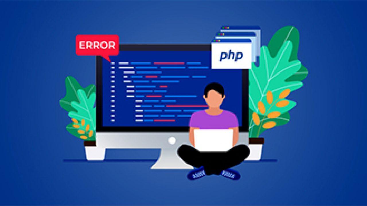 نمایش سریع خطاها در php